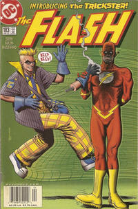 Cover for Flash (DC, 1987 series) #183 [Direct Edition]