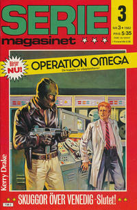 Cover Thumbnail for Seriemagasinet (Semic, 1970 series) #3/1982