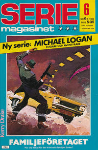 Cover Thumbnail for Seriemagasinet (Semic, 1970 series) #6/1982