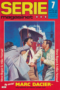 Cover Thumbnail for Seriemagasinet (Semic, 1970 series) #7/1982