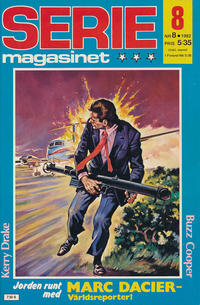 Cover Thumbnail for Seriemagasinet (Semic, 1970 series) #8/1982