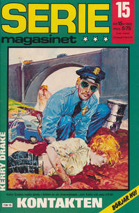 Cover Thumbnail for Seriemagasinet (Semic, 1970 series) #15/1982
