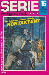 Cover Thumbnail for Seriemagasinet (Semic, 1970 series) #16/1982