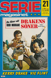 Cover Thumbnail for Seriemagasinet (Semic, 1970 series) #21/1982