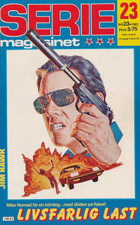 Cover Thumbnail for Seriemagasinet (Semic, 1970 series) #23/1982