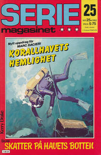 Cover Thumbnail for Seriemagasinet (Semic, 1970 series) #25/1982