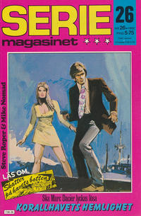 Cover Thumbnail for Seriemagasinet (Semic, 1970 series) #26/1982