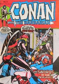 Cover Thumbnail for Conan the Barbarian (Yaffa / Page, 1977 series) #8
