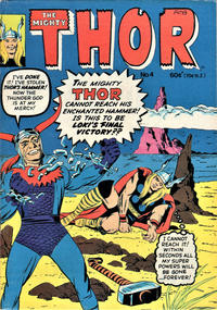Cover Thumbnail for The Mighty Thor (Yaffa / Page, 1977 ? series) #4