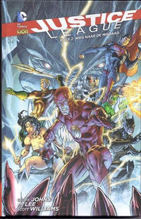 Cover Thumbnail for Justice League (RW Uitgeverij, 2013 series) #2 - Weg naar de misdaad