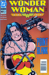 Cover Thumbnail for Wonder Woman (DC, 1987 series) #83 [Newsstand]