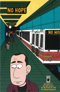 Cover Thumbnail for No Hope (Slave Labor, 1993 series) #7