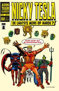 Cover Thumbnail for Avontuur Classics (Windmill Comics, 2013 series) #18173