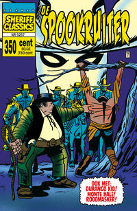 Cover Thumbnail for Sheriff Classics (Windmill Comics, 2011 series) #9267