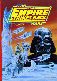 Cover Thumbnail for The Empire Strikes Back Annual (Grandreams, 1980 series) #1980