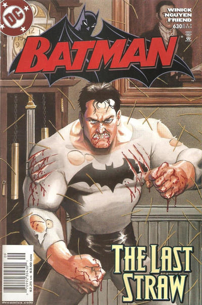 Cover for Batman (DC, 1940 series) #630 [Direct Sales]