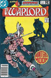 Cover for Warlord (DC, 1976 series) #47 [Newsstand]