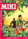Cover for Gli Albi di Capitan Miki (Casa Editrice Dardo, 1962 series) #26