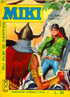 Cover for Gli Albi di Capitan Miki (Casa Editrice Dardo, 1962 series) #36