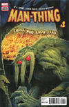 Cover Thumbnail for Man-Thing (2017 series) #1 [Tyler Crook Cover]