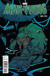 Cover Thumbnail for Man-Thing (2017 series) #1 [Incentive Billy Martin Variant]