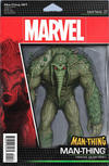 Cover Thumbnail for Man-Thing (2017 series) #1 [John Tyler Christopher Action Figure Variant]