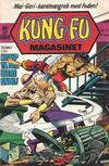 Cover for Kung-Fu magasinet (Interpresse, 1975 series) #74
