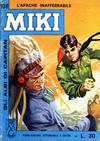 Cover for Gli Albi di Capitan Miki (Casa Editrice Dardo, 1962 series) #108