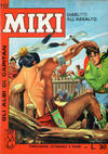 Cover for Gli Albi di Capitan Miki (Casa Editrice Dardo, 1962 series) #112