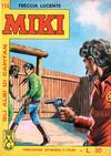 Cover for Gli Albi di Capitan Miki (Casa Editrice Dardo, 1962 series) #114