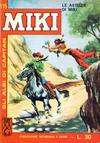 Cover for Gli Albi di Capitan Miki (Casa Editrice Dardo, 1962 series) #115