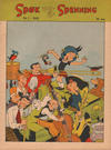 Cover for Spøk og Spenning (Oddvar Larsen; Odvar Lamer, 1950 series) #1/1950