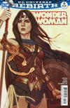 Cover for Wonder Woman (DC, 2016 series) #18 [Jenny Frison Variant Cover]