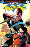 Cover for Nightwing (DC, 2016 series) #16 [Javi Fernandez Cover Variant]