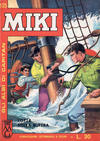 Cover for Gli Albi di Capitan Miki (Casa Editrice Dardo, 1962 series) #135