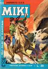 Cover for Gli Albi di Capitan Miki (Casa Editrice Dardo, 1962 series) #139