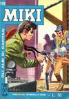 Cover for Gli Albi di Capitan Miki (Casa Editrice Dardo, 1962 series) #148