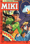 Cover for Gli Albi di Capitan Miki (Casa Editrice Dardo, 1962 series) #152
