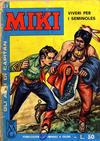 Cover for Gli Albi di Capitan Miki (Casa Editrice Dardo, 1962 series) #153