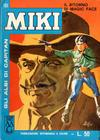 Cover for Gli Albi di Capitan Miki (Casa Editrice Dardo, 1962 series) #161