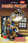 Cover Thumbnail for Donald Pocket (1968 series) #343 - Bjørnen sover ikke [bc 239 58 FRU]