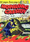 Cover for Hopalong Cassidy (K. G. Murray, 1954 series) #89