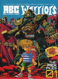 Cover Thumbnail for ABC Warriors: The Mek Files (Rebellion, 2014 series) #1