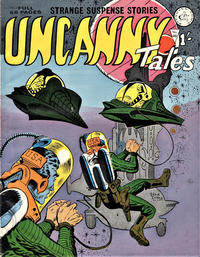 Cover Thumbnail for Uncanny Tales (Alan Class, 1963 series) #40