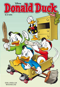 Cover Thumbnail for Donald Duck (Sanoma Uitgevers, 2002 series) #47/2016
