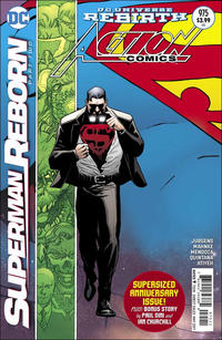 Cover Thumbnail for Action Comics (DC, 2011 series) #975