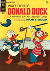 Cover for Donald Duck (Western, 1962 series) #112 [Gold Key Variant Seal]