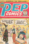 Cover for Pep Comics (H. John Edwards, 1951 series) #11