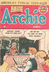Cover for Archie Comics (H. John Edwards, 1950 ? series) #12