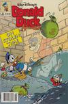 Cover Thumbnail for Walt Disney's Donald Duck Adventures (1990 series) #24 [Newsstand]